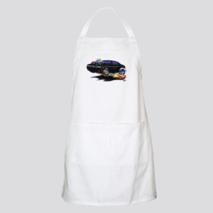 Challenger Black Car BBQ Apron