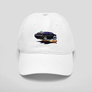 Challenger Black Car Cap