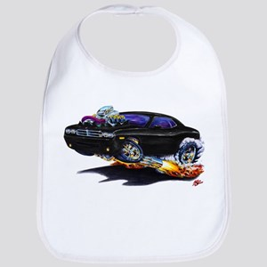 Challenger Black Car Bib