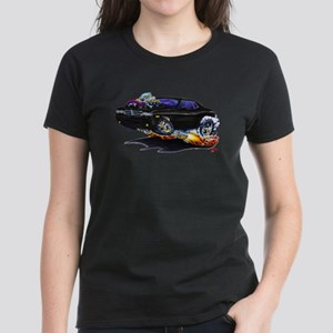 Challenger Black Car Women's Dark T-Shirt