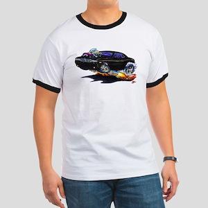 Challenger Black Car Ringer T