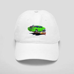 Challenger Green Car Cap