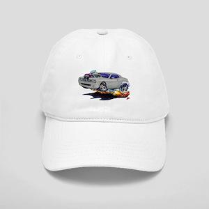 Challenger Silver/Grey Car Cap