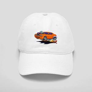 Challenger Orange Car Cap