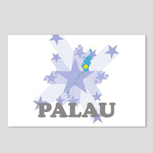 All Star Palau Postcards (Package of 8)