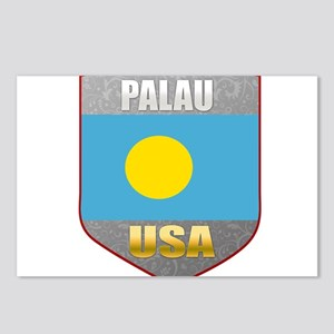 Palau USA Crest Postcards (Package of 8)