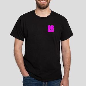 Bold RN pink Dark T-Shirt