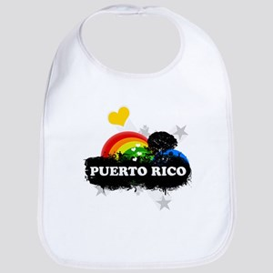 Sweet Fruity Puerto Rico Bib