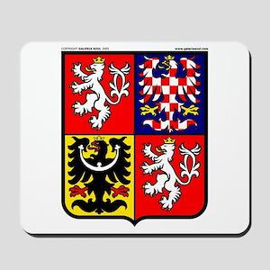 Czech Rep: Heraldic Mousepad