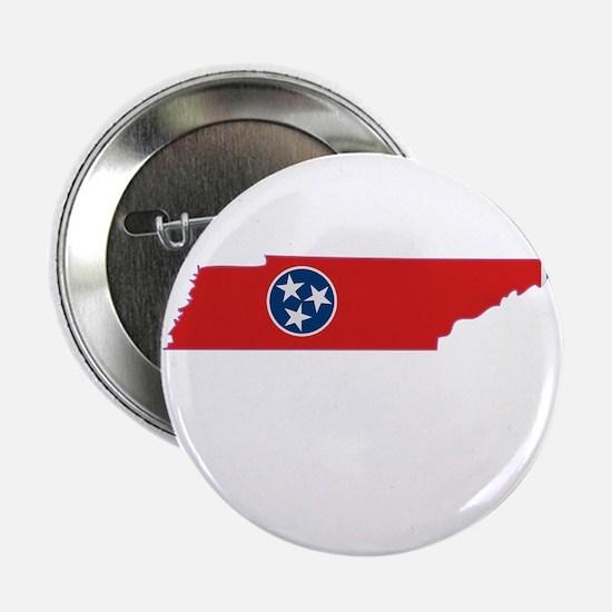 """Tennessee Stripe Custom Desig 2.25"""" Button"""
