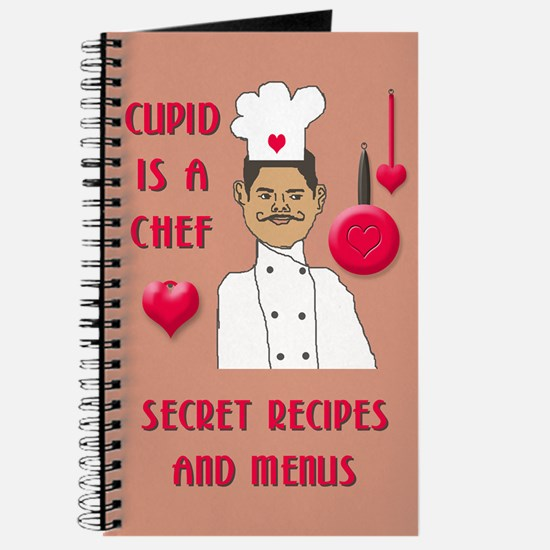 CUPID IS A CHEF Journal