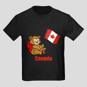 Canada Teddy Bear Women's Light T-Shirt