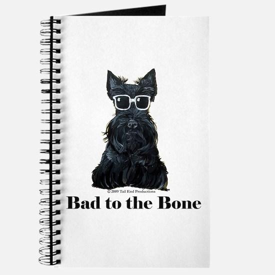 Scottie Bad to the Bone Journal