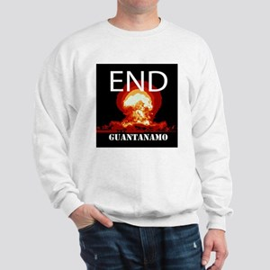 End Guantanamo Sweatshirt