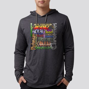 Heavy Metals Long Sleeve T-Shirt