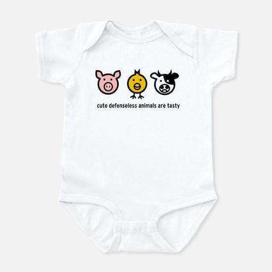 Cute Meat Infant Creeper