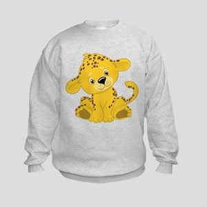 Baby Cheetah/Leopard Sweatshirt