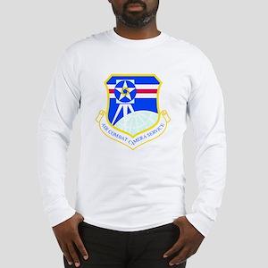 Combat Camera Long Sleeve T-Shirt