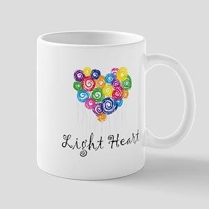 Light Heart Mug