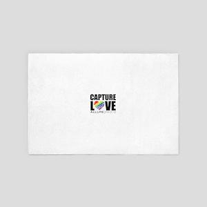 Capture Love 4' x 6' Rug