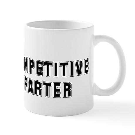 Competitive Farter Mug