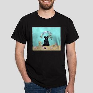 Scottish Terrier Summer Dark T-Shirt