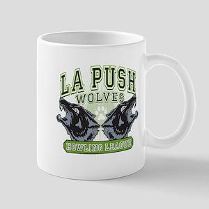 LaPush Howling League (Green) Mug