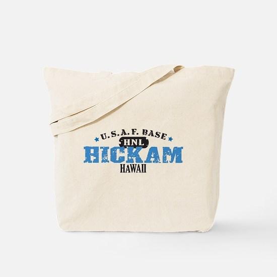Hickam Air Force Base Tote Bag