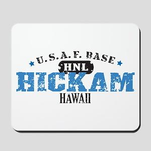 Hickam Air Force Base Mousepad