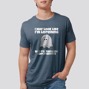 Thinking about ghosts T-Shirt