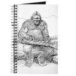 Sasquatch Journal - Big Thoughts Need Bigfoot!