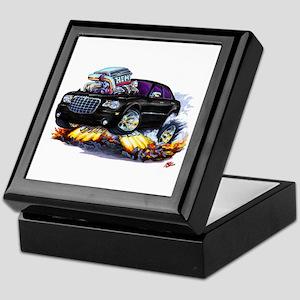 Chrysler 300 Black Car Keepsake Box