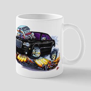 Chrysler 300 Black Car Mug