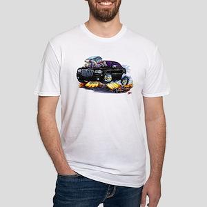 Chrysler 300 Black Car Fitted T-Shirt
