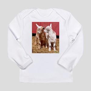 PYGMY GOATS Long Sleeve T-Shirt