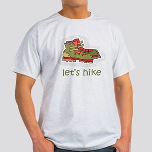 Let's Hike Green Light T-Shirt