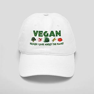 Vegans Care About Planet Cap