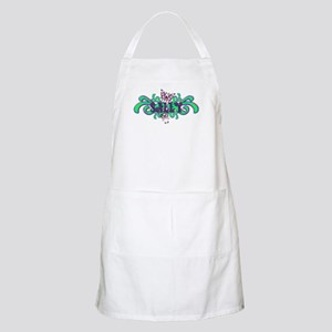 Sally's Butterfly Name BBQ Apron
