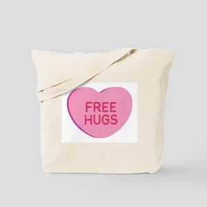 Free Hugs Tote Bag