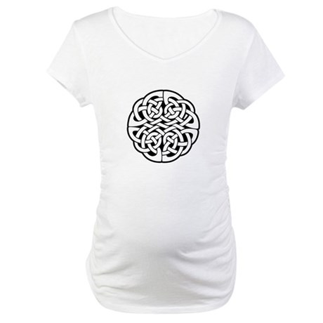 Celtic Knot 3 Maternity T-Shirt