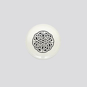 Celtic Knot 3 Mini Button