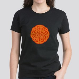 Celtic Knot 4 Women's Dark T-Shirt