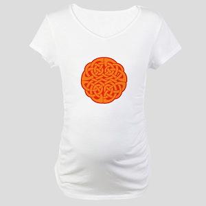 Celtic Knot 4 Maternity T-Shirt