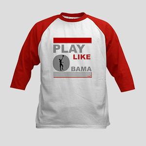 D-Lip Obama4 Kids Baseball Jersey