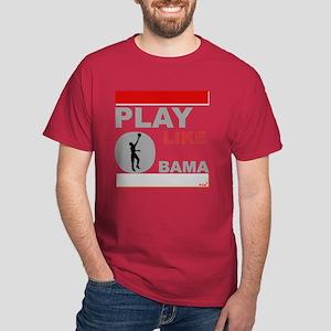 D-Lip Obama4 T-Shirt (Dark)