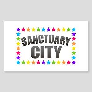 Sanctuary City Sticker