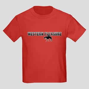 Western Pleasure Kids Dark T-Shirt