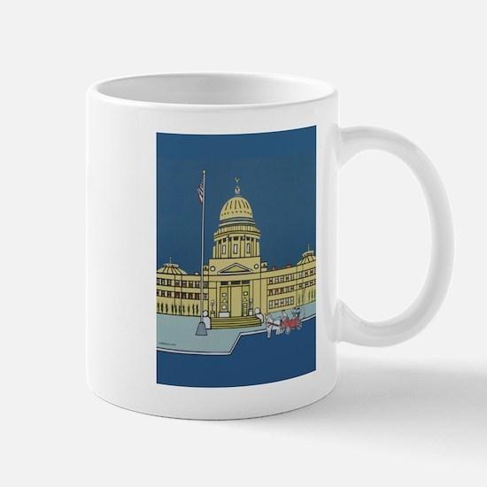 """""""Cupid at the Capital"""" Mug"""