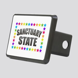 Sanctuary State Rectangular Hitch Cover