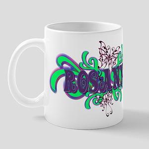 Rosanna's Butterfly Name Mug